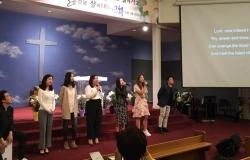 2019 부활주일 예배 - 청년부 찬양