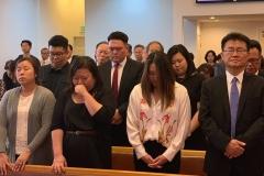 안수훈 목사님 3주기 추모예배