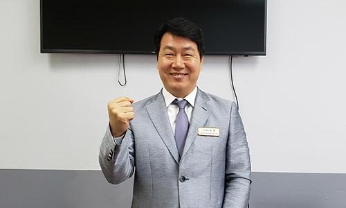 김 준 목사님