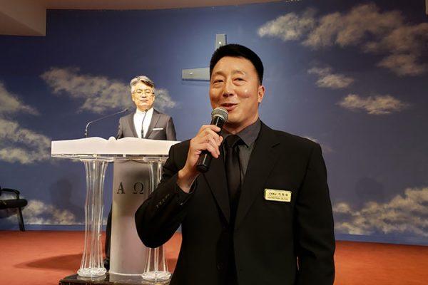 나성성결교회 중고등부 담당 피터리 목사님 사임