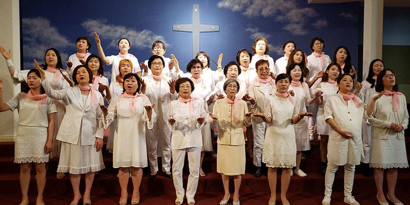 나성성결교회 2019 마더와이즈 1기 수료식 (지혜편)