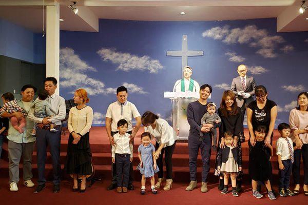 2019 나성성결교회 세례예식