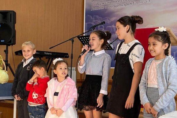 러시아 선교소식 - 2019 추수감사절