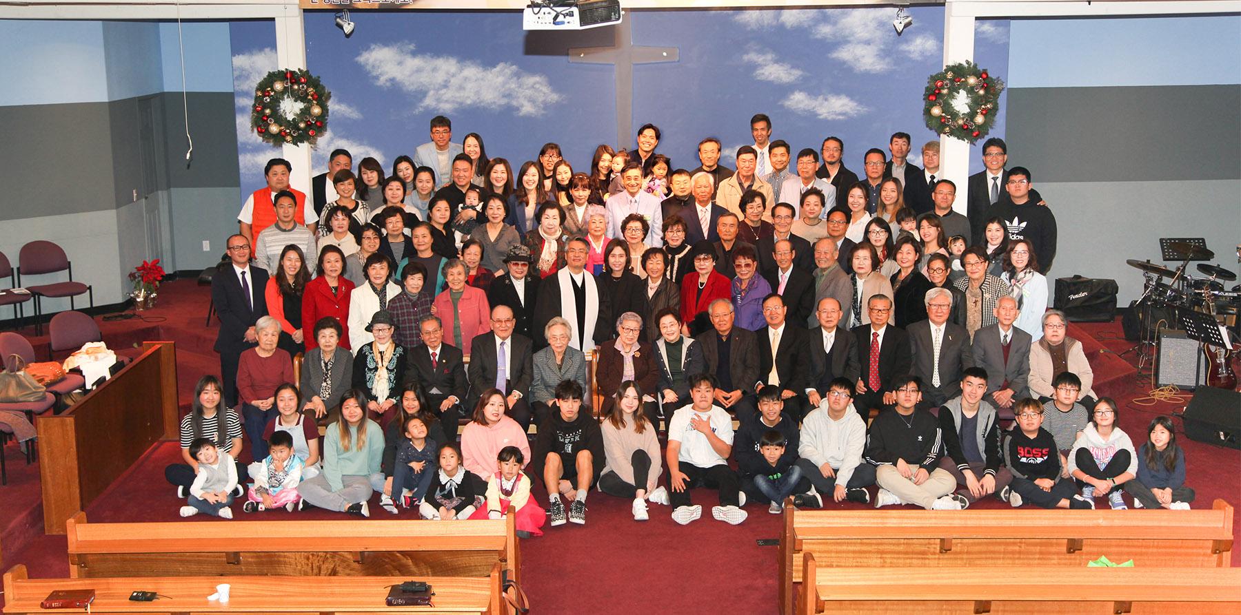 2020 나성성결교회 전교인사진