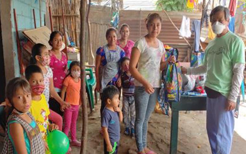 과테말라 COVID 구제사역