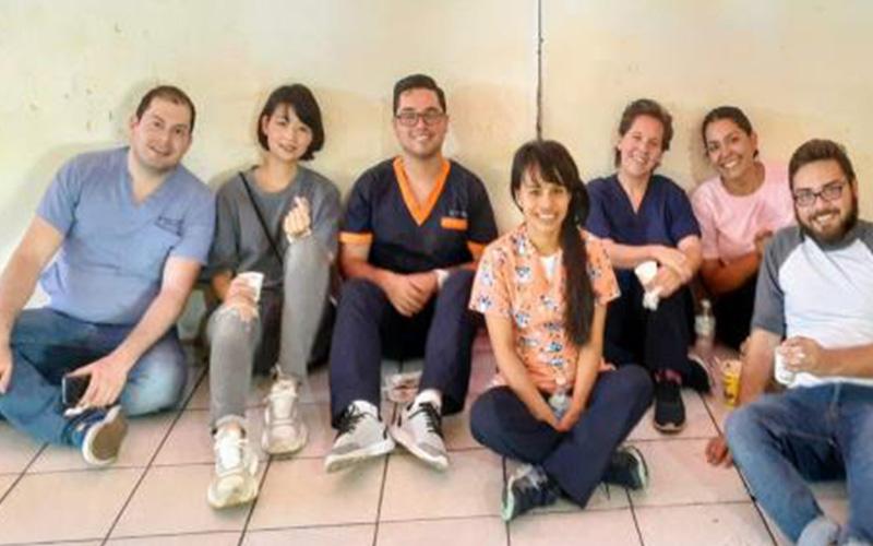 과테말라 의료선교팀