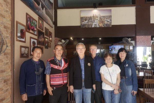 태국 파야우성경 신학원(PBS) 교수진