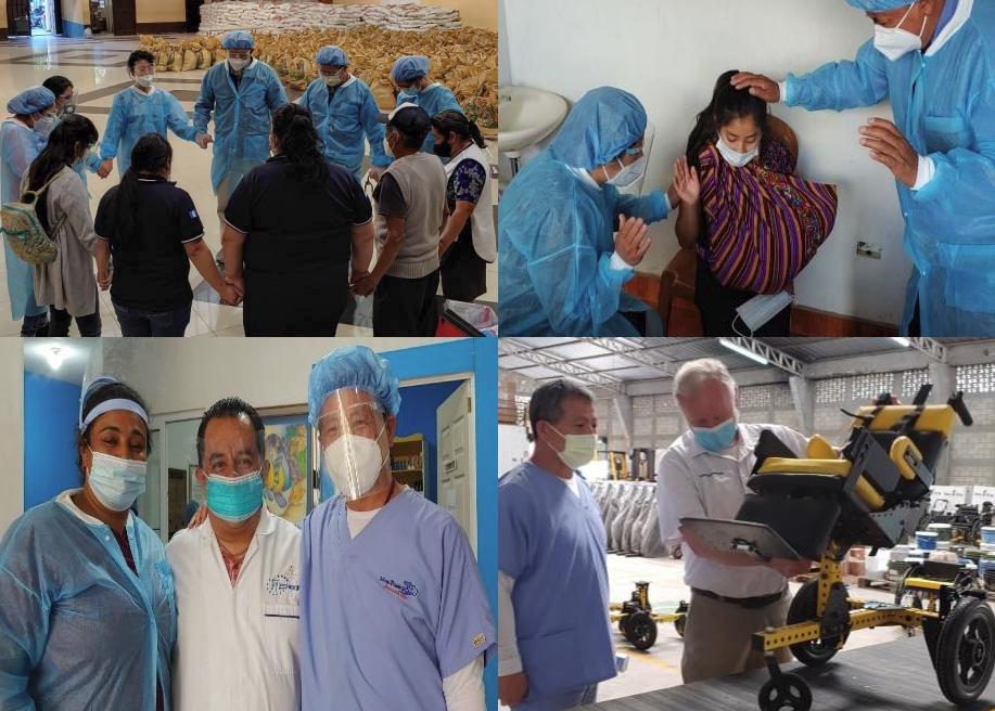 과테말라 의료사역 2021년 3월