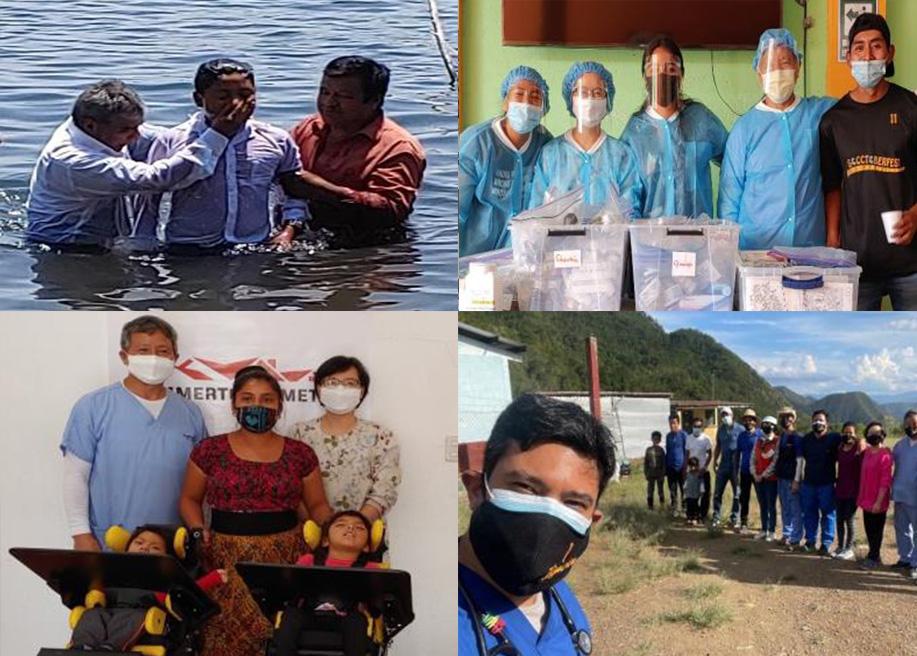 과테말라 의료사역 2021년 5월