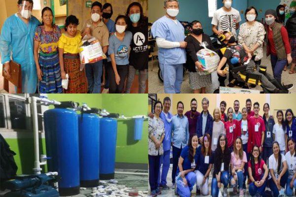 과테말라 의료사역 2021년 8월