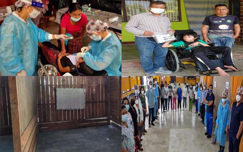 과테말라 의료사역 2021년 10월
